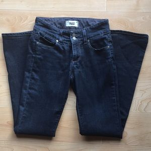 Women's PAIGE Boot cut Jeans, size 25